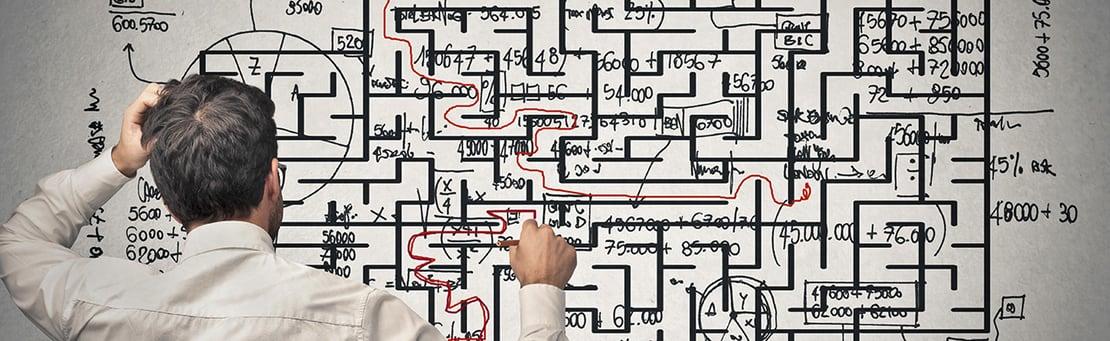 difficoltà sulle previsioni dell'andamento dei prezzi del mercato dell'energia